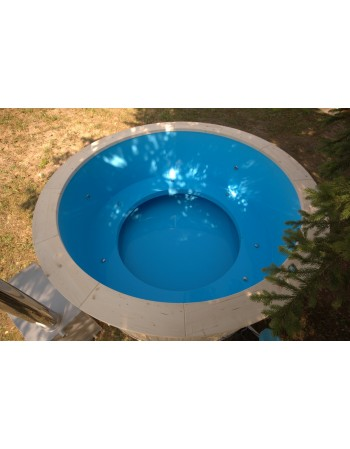 Kunststoff-badefass