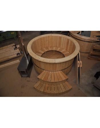 Kubilas maumedzio medienos