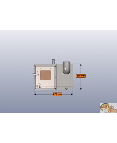 Krosnelė integruojama į Royal Wellness modelį KJL np-02