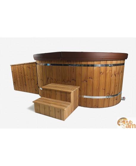 Hot tub team badetonne