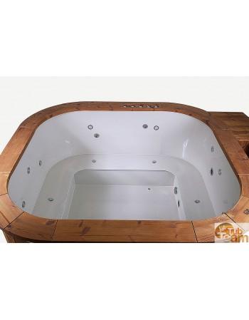 SPA masažinis baseinas