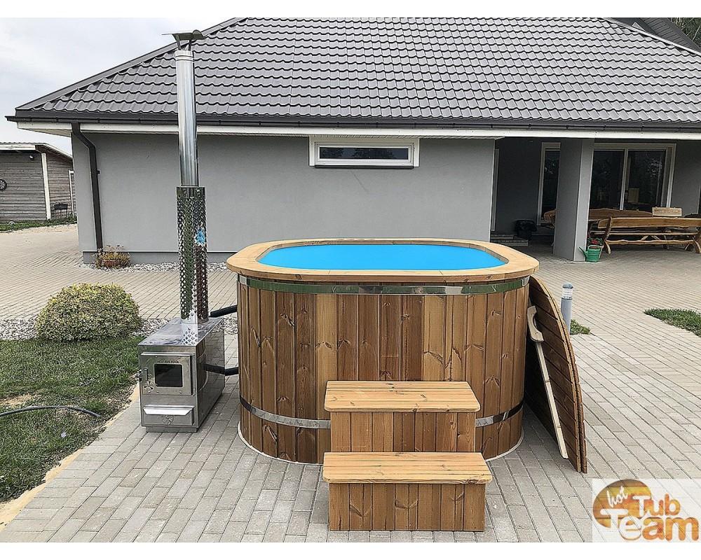 Hot tub team badezuber