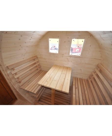 lauko sauna